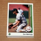1989 UPPER DECK BASEBALL - New York Yankees Team Set + High Number Series