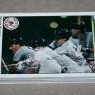1990 UPPER DECK BASEBALL - Boston Red Sox Team Set + High Number Series
