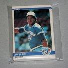 1984 FLEER BASEBALL - Toronto Blue Jays Team Set