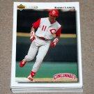 1992 UPPER DECK BASEBALL - Cincinnati Reds Team Set + High Number Series