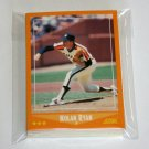 1988 SCORE BASEBALL - Houston Astros Team Set