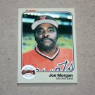 1983 FLEER BASEBALL - San Francisco Giants Team Set