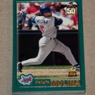 2001 TOPPS BASEBALL - Anaheim Angels Team Set (Series 1 & 2)