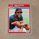 1985 FLEER BASEBALL - Cleveland Indians Team Set + Update Series