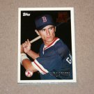 1996 TOPPS BASEBALL - Boston Red Sox Team Set (Series 1 & 2)