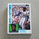 1984 TOPPS BASEBALL - New York Mets Team Set + Traded Series