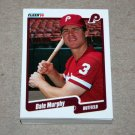 1990 FLEER BASEBALL - Philadelphia Phillies Team Set + Update Series