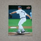 2008 UPPER DECK BASEBALL - Detroit Tigers Team Set (Series 1 & 2)