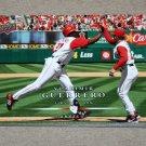 2008 UPPER DECK BASEBALL - Anaheim Angels Team Set (Series 1 & 2)