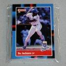 1988 DONRUSS BASEBALL - Kansas City Royals Team Set