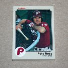 1983 FLEER BASEBALL - Philadelphia Phillies Team Set