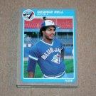 1985 FLEER BASEBALL - Toronto Blue Jays Team Set + Update Series