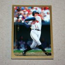 1999 TOPPS BASEBALL - Atlanta Braves True Team Set with Traded Series