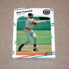 1988 FLEER BASEBALL - Detroit Tigers Team Set