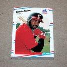 1988 FLEER BASEBALL - Chicago White Sox Team Set