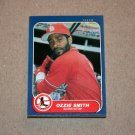 1986 FLEER BASEBALL - St. Louis Cardinals Team Set + Update Series