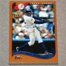 2002 TOPPS BASEBALL - New York Yankees Team Set (Series 1 & 2)