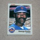 1983 FLEER BASEBALL - New York Mets Team Set