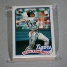 1989 TOPPS BASEBALL - Detroit Tigers Team Set