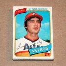 1980 TOPPS BASEBALL - Houston Astros Team Set