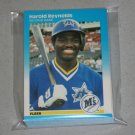 1987 FLEER BASEBALL - Seattle Mariners Team Set + Update Series