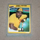 1985 FLEER BASEBALL - San Diego Padres Team Set + Update Series