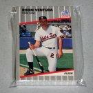 1989 FLEER BASEBALL - Chicago White Sox Team Set + Update Series
