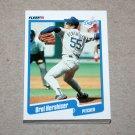 1990 FLEER BASEBALL - Los Angeles Dodgers Team Set + Update Series