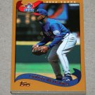 2002 TOPPS BASEBALL - Toronto Blue Jays Team Set (Series 1 & 2)