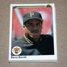 1990 UPPER DECK BASEBALL - Pittsburgh Pirates Team Set + High Number Series