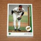 1989 UPPER DECK BASEBALL - Atlanta Braves Team Set + High Number Series