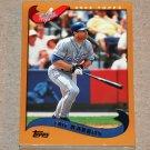 2002 TOPPS BASEBALL - Los Angeles Dodgers Team Set (Series 1 & 2)