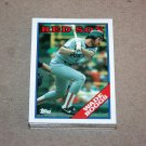 1988 TOPPS BASEBALL - Boston Red Sox Team Set + Traded Series