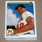 1990 UPPER DECK BASEBALL - Baltimore Orioles Team Set + High Number Series