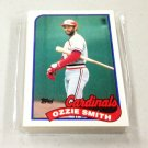 1989 TOPPS BASEBALL - St. Louis Cardinals Team Set