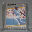 1989 FLEER BASEBALL - Kansas City Royals Team Set