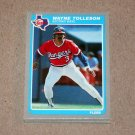 1985 FLEER BASEBALL - Texas Rangers Team Set