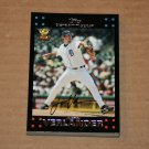 2007 TOPPS BASEBALL - Detroit Tigers True Team Set + Updates & Highlights