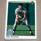1990 UPPER DECK BASEBALL - Detroit Tigers Team Set + High Number Series