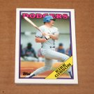1988 TOPPS BASEBALL - Los Angeles Dodgers Team Set (Traded Series Only)