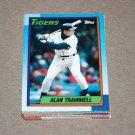1990 TOPPS BASEBALL - Detroit Tigers Team Set