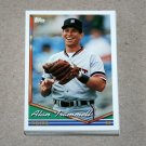 1994 TOPPS BASEBALL - Detroit Tigers True Team Set with Traded Series