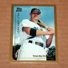 1999 TOPPS BASEBALL - Tampa Bay Devil Rays Team Set (Traded/Rookies Series Only)