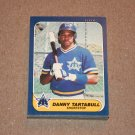 1986 FLEER BASEBALL - Seattle Mariners Team Set + Update Series