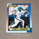 1990 TOPPS BASEBALL - New York Mets Team Set