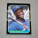1987 DONRUSS BASEBALL - Minnesota Twins Team Set