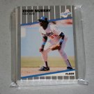 1989 FLEER BASEBALL - Los Angeles Dodgers Team Set + Update Series