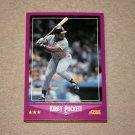 1988 SCORE BASEBALL - Minnesota Twins Team Set + Rookie & Traded Series