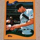 2002 TOPPS BASEBALL - Tampa Bay Devil Rays Team Set (Series 1 & 2)