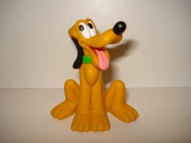 "McDonalds Pluto PVC Action Figure Disney Mickey Mouse Cake Topper 2.5"""